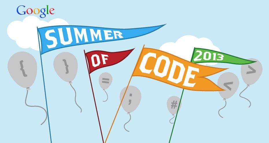 Google Summer of Code 2013