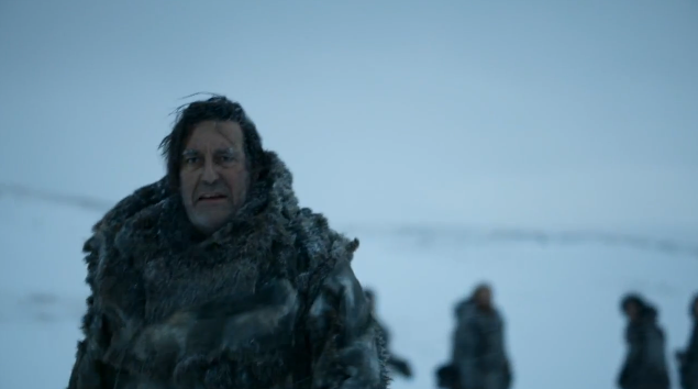 Game of Thrones - Mance Rayder