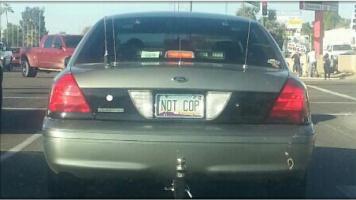 not cop