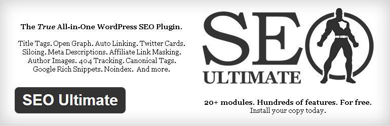 seo ultimate plugin