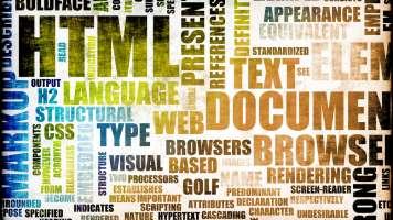 html web design