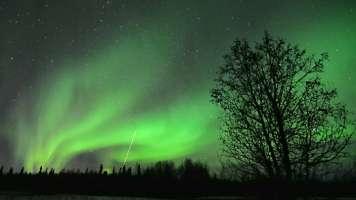 rocket aurora