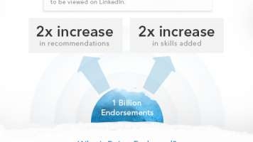 1 billion linkedin endorsements