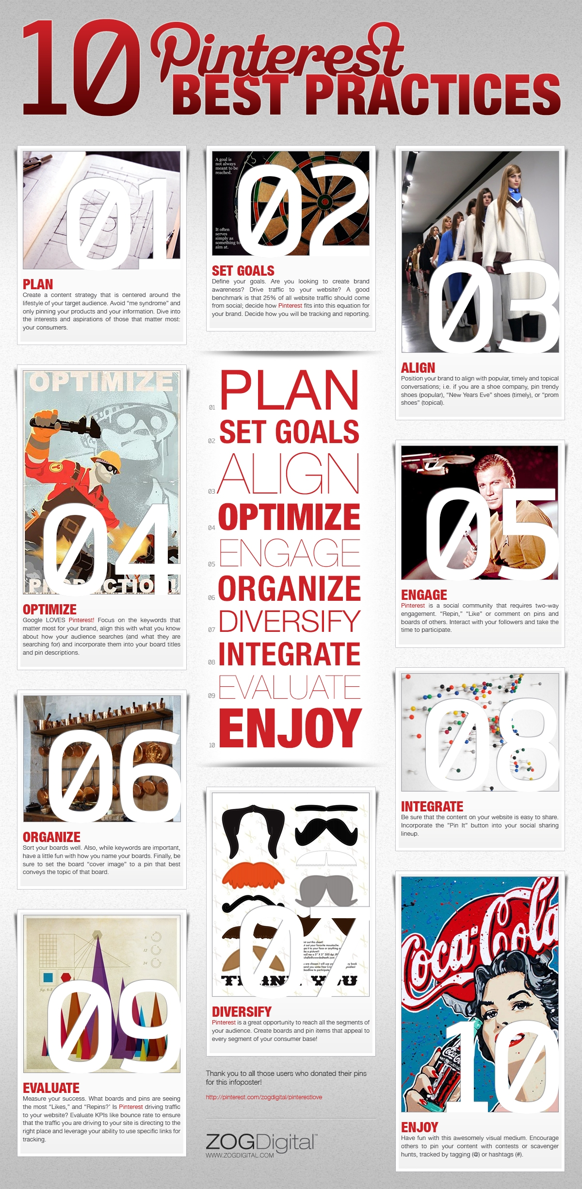 10 Pinterest Best Practices