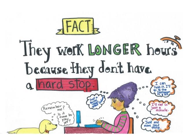 work longer hours