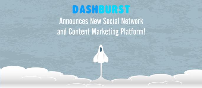 DashBurst Launch Announcement