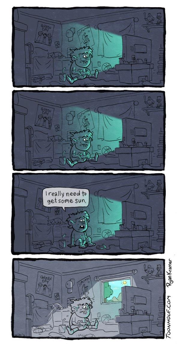 video gamer logic