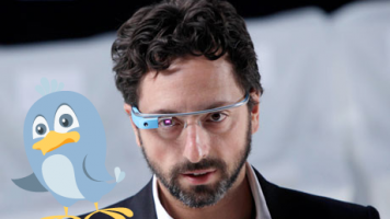Google Glass and Twitter