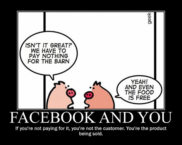 facebook and you