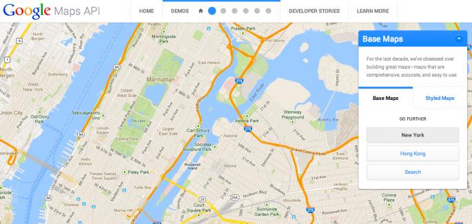 Base Maps Demo