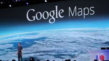 Google Maps Presentation at I/O