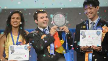 International Science and Engineering Fair winners 2013