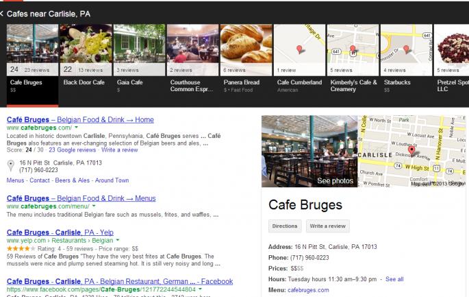 Cafe Bruges Carlisle   Google Search
