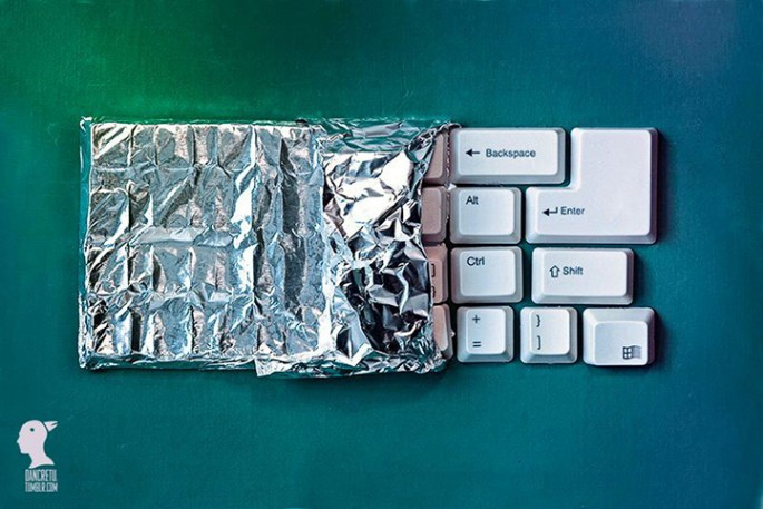 keyboard chocalate