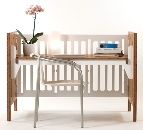 Gro Crib Desk