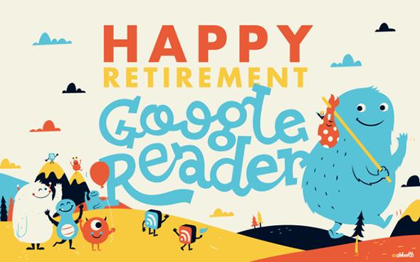 feedly google reader retirement comic