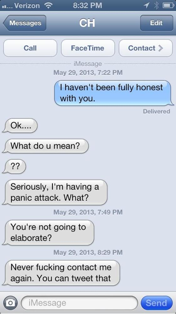 nathan fielder text prank