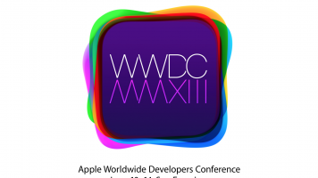 Ad for Apple WWDC 2013