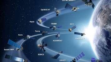 earth satellites