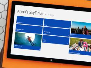 SkyDrive preview