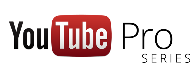 YouTube Pro Series Logo