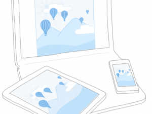 Dropbox illustration