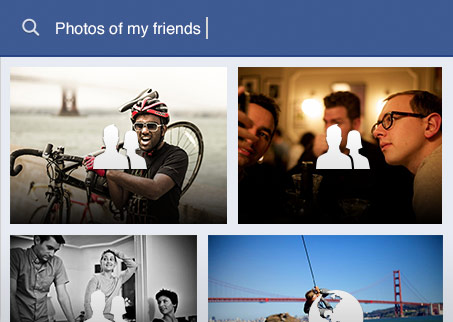 Graph Search Photos of Friends