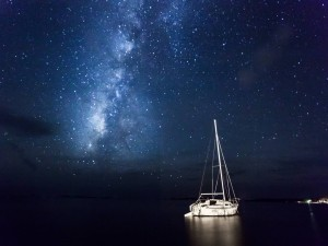 sailing the milky way