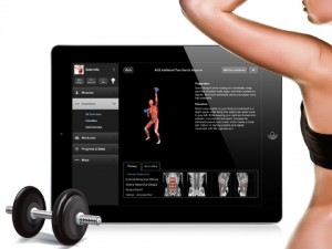 iMuscle for the iPad