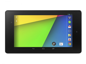 The new Nexus 7 and Android operating system