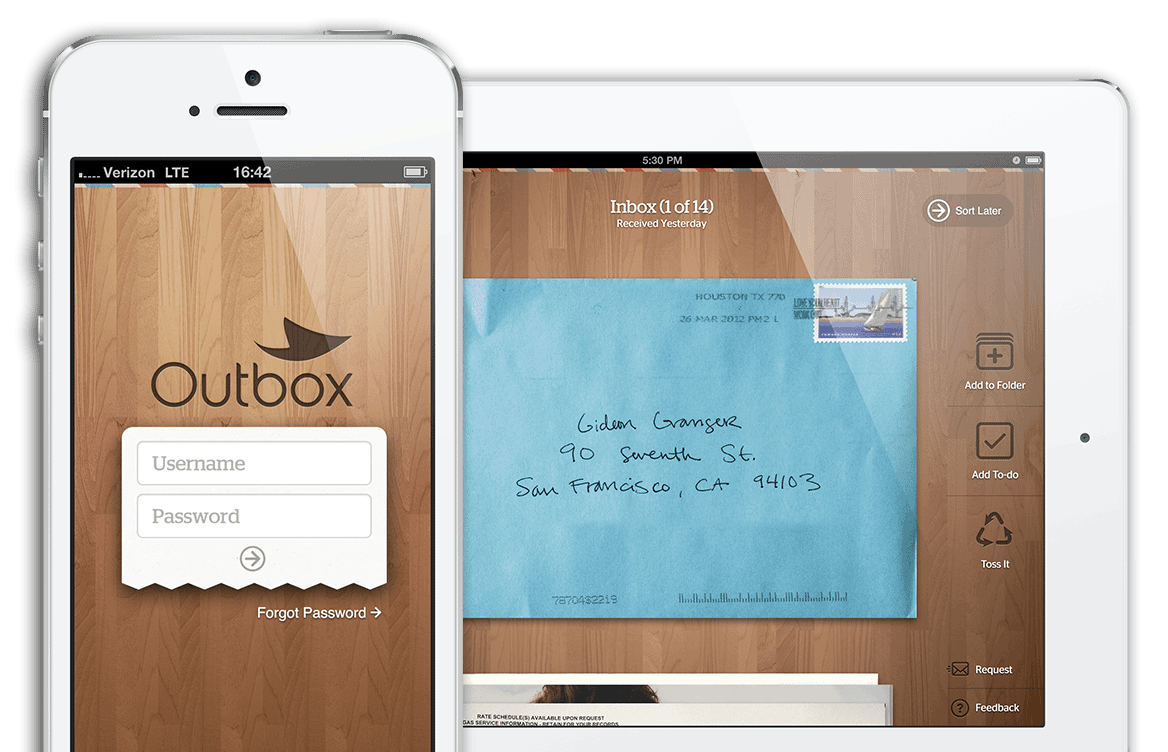 Outbox startup