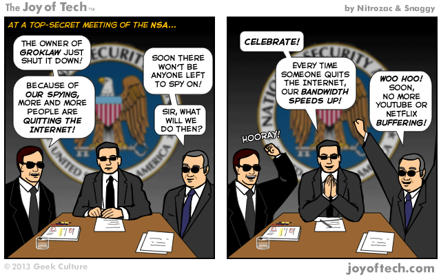 What the NSA is really up to