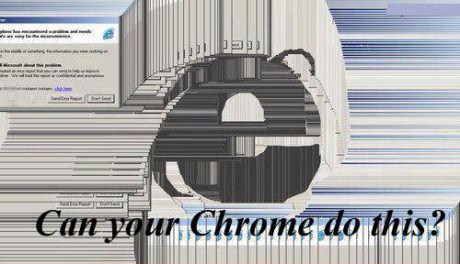 Chrome vs IE