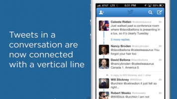 A New Look For Twitter Conversations - YouTube