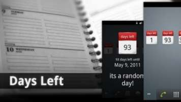 Days-Left-Widget