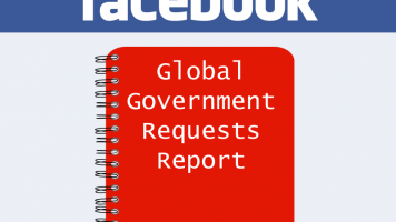 Facebook Global Government Requests Report
