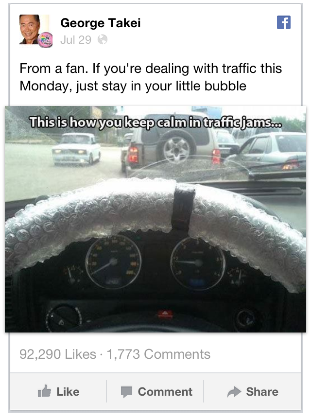Facebook embedded posts on mobile