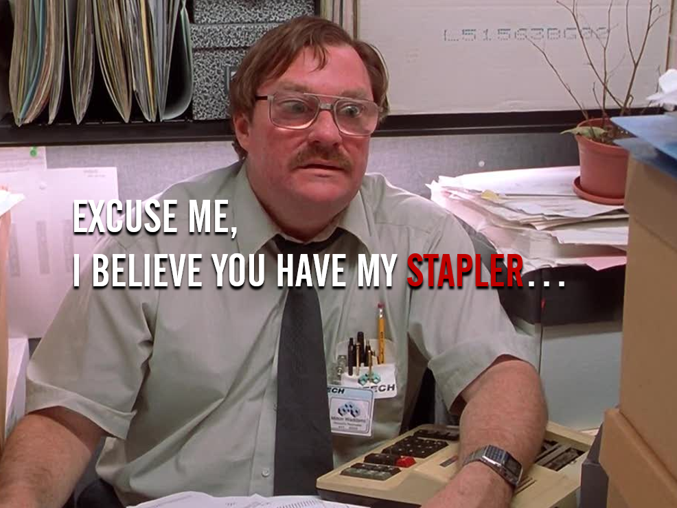 The Office Space Guide To Work 15 Rules To A Satisfying