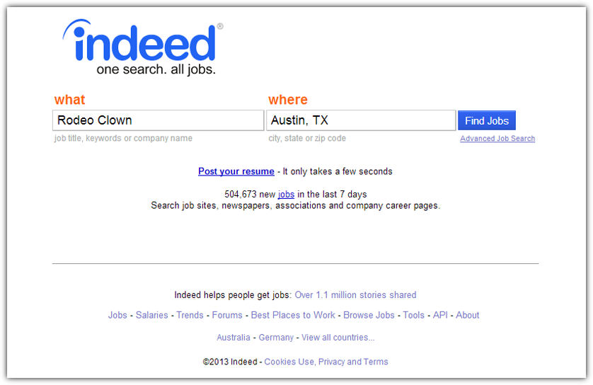 15 Best Job Search Websites