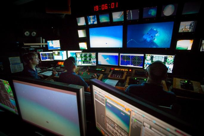 okeanos control room