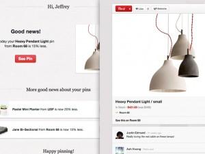 Pinterest Price Alerts