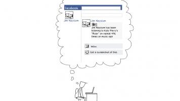 Facebook nightmares