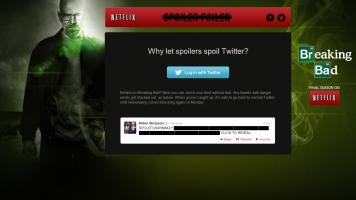 Netflix Spoiler Foiler