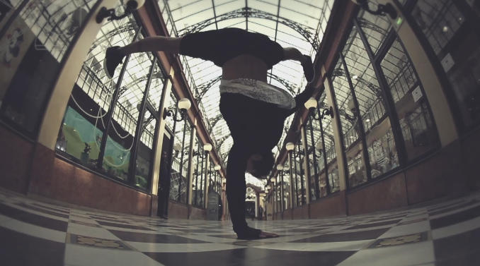 No Limit- B-Boying in Slow Motion [VIDEO]