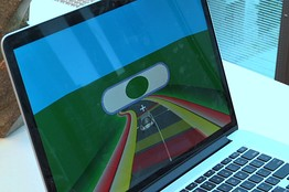 Neuroracer game used by UCSF researchers to train older brains
