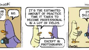 photography rule