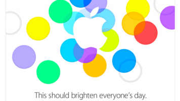 apple press event september 10 invite