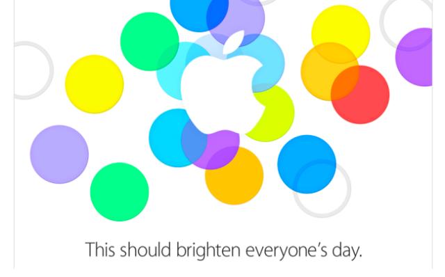 apple press event september 10 invite