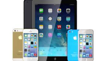 Mockups of the products rumored to be announced at Apple's September 10 2013 press event