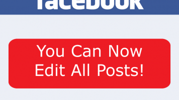 edit facebook posts